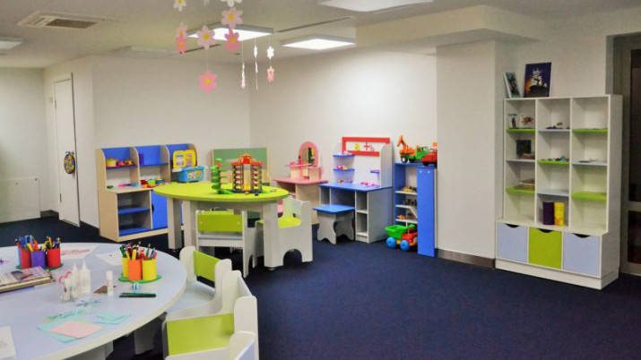 игровая комната для детей