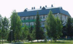 Сосновый бор г. Ялуторовск